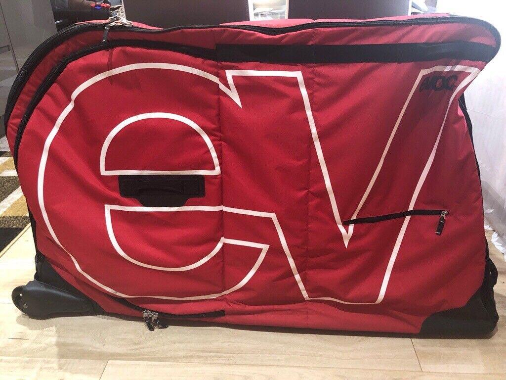 Evoc Bike Travel Bag Red In Fulham London Gumtree