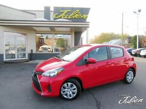 2015 Toyota Yaris LE, BLUETOOTH, AIR CLIMATISE, AUTOMATIQUE