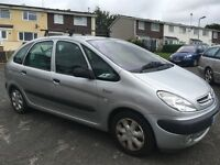 Citroen Picasso spares or repair