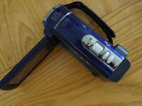 Sony Handycam Digital video camera/recorder DCR-SX33E.