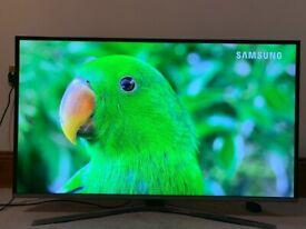Samsung 4K UHD, 40 inch, Lifetime Amazon Prime Subscription!