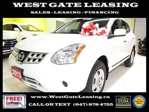 2013 Nissan Rogue AWD | BLUETOOTH | ONE OWNER |