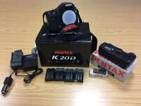 PENTAX K20D 14.6 MP Digital SLR Camera Body
