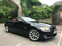 2009 BMW 320D SE, Hardtop Convertable, FSH, HPi clear, facelift non M sport cheapest on net..BARGAIN