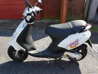 Piaggio Zip 50cc Moped - Limited Edition Floral Design