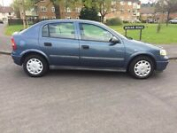 Vauxhall Astra, 1.6, 11 months MOT, drives like new! FSH included.