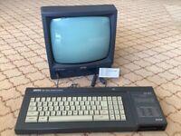 Amstrad 128k Colour Personal Computer