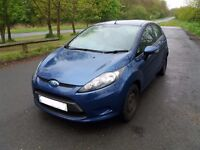 All Offers Considered Ford Fiesta 2009 (09plate) 1.4 TDCi Style Plus 5Door £20 Tax Per Year