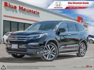 2018 Honda Pilot TOURING DEMO