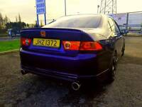 2005 Type R Kitted Accord