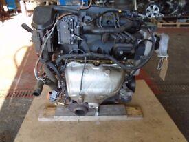 2011 RENAULT CLIO MK3 1.2 ENGINE D4F740 PETROL 29000 MILES #7406