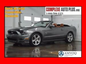 2013 Ford Mustang GT V8 5.0L Convertible *Cuir
