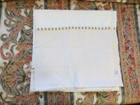 3 Pair Curtains, Baby, Nursery - 137cm x 137cm Tab Top - New in Wrappers