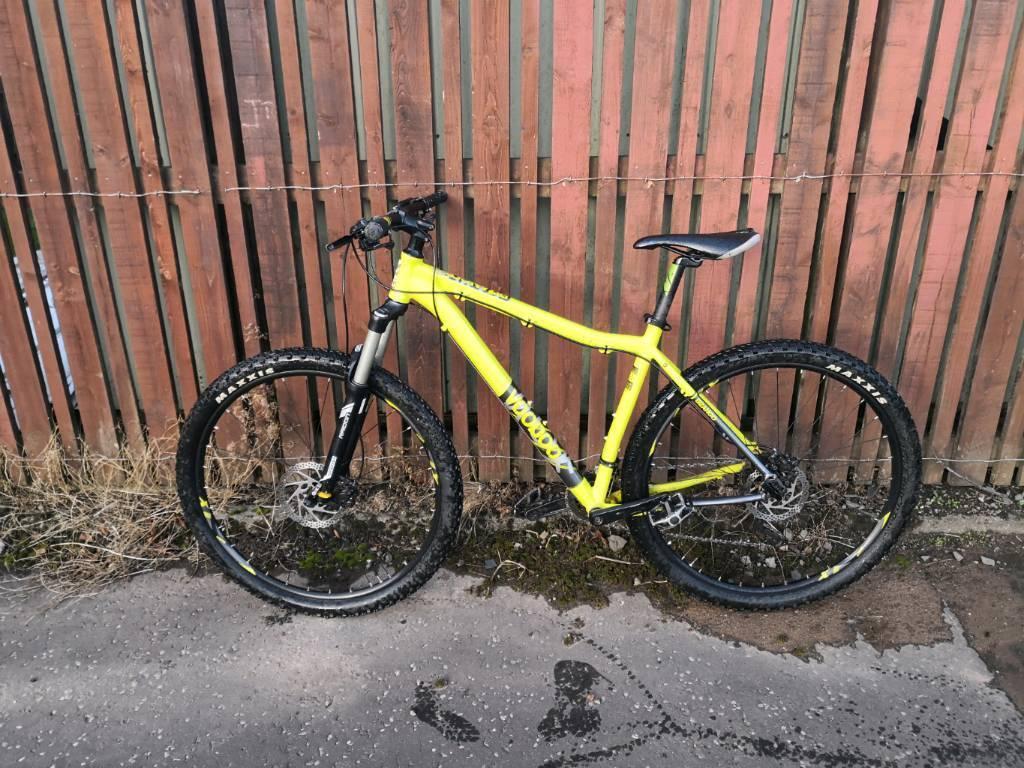 Voodoo bizango large frame 29er hardtail mtb bike | in East End, Glasgow |  Gumtree