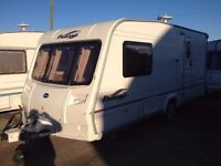 bailey pageant monarch 2 berth 2005 year immaculate condition come with awning,no damp or bed smell