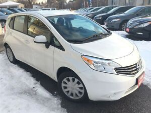 2014 Nissan Versa Note SV/HATCHBACK/LOADED/SHARP