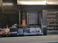 Restaurant business lease for sale