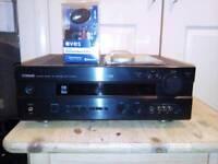 Yamaha amplifier/receiver