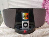 Apple iPod with Sound Dock