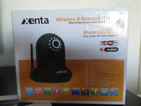 Xenta Wireless N NETWORK CAMERA