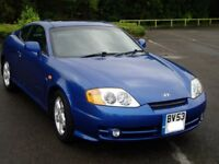 Hyundai Coupe 2.0 Se. Full Mot. Clutch & Cambelt Changed. 72000 Miles. Extensive Service History.