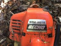 4 Strimmers for spares or repair