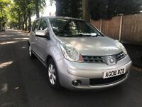 Nissan note 12 months mot full service history tow key