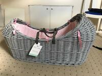 Noah Pod (new) moses basket