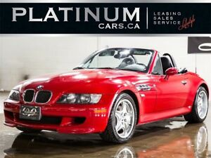1999 BMW M Roadster & Coupe Z3 M-ROADSTER, 6-SPE