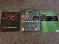 Mortal kobat xl xbox one swap for ps4 game