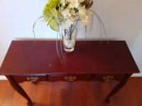 Small table, ripe for upcycling