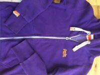 Superdry Hoodie Medium size Purple Colour