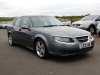 2007 saab 95 1.9 diesel linear sport with only 76000 miles, motd jan 2019 full history