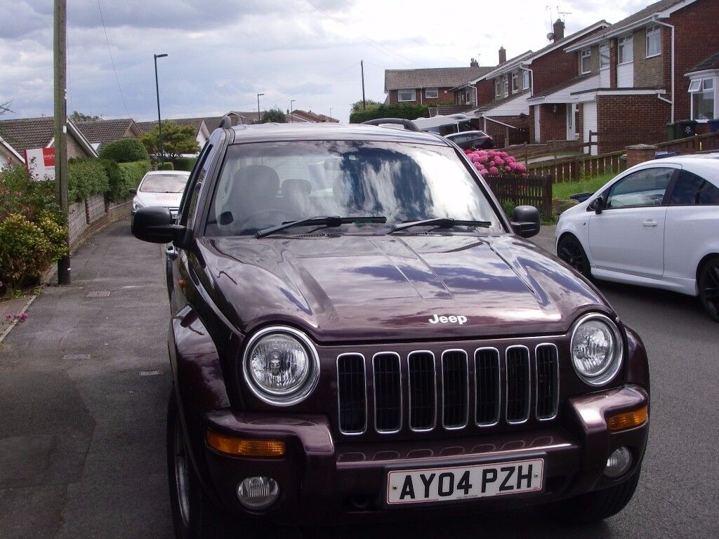 Jeep Cherokee CRD Limited 2.8 Turbo.