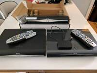 Sky +HD boxes and remotes