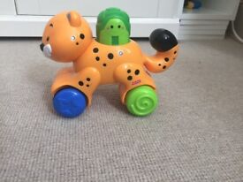 Fisherprice Press and Go Cheetah