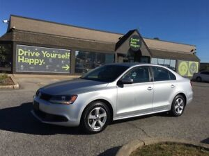 2014 Volkswagen Jetta Trendline+ / HEATED MIRRORS / HEATED SEATS