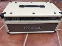 Fuchs Overdrive Supreme 100 amplifier - 'Dumble' style! Wonderful amp. Like Two-Rock