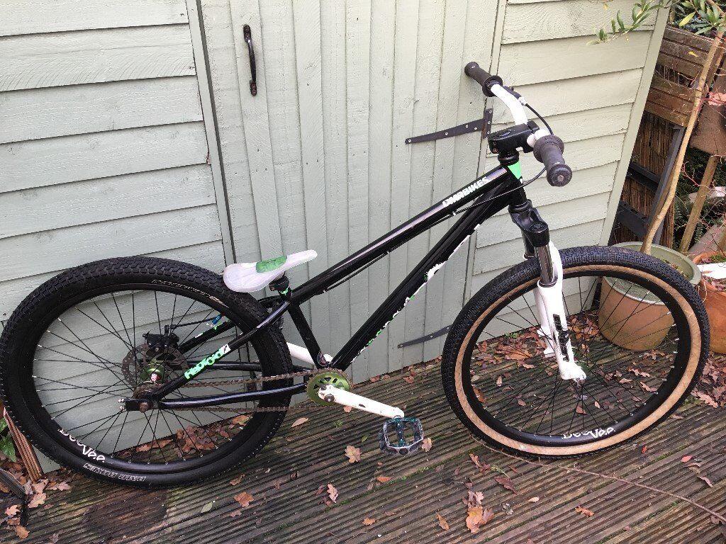 DMR Drone Reptoid Jump Bike Bicycle