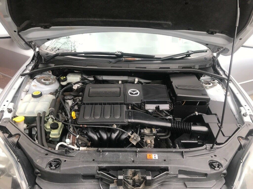 Diagram  2004 Mazda 3 Mazda3 Service Shop Repair Set Oem