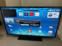 "Samsung 46"" Smart Television"