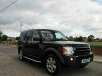 2006 Land Rover Discovery 3 HSE Automatic 2.7 TDV6 186000 Miles