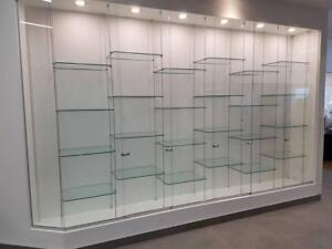 CUSTOM GLASS, SHOWER GLASS ENCLOSURES, SLIDER DOOR, STANDING SHOWER, TUB GLASS