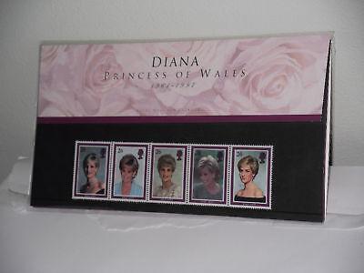 Prince William Diana - LADY DIANA PRINCESS DIANA PRINCE WILLIAM STAMP STAMPS SET ENGLAND UK BRITISH NEW
