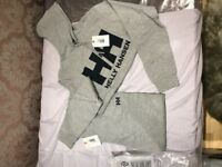 HELLY HANSEN TRACKSUIT AND TWO NIKE TOPS