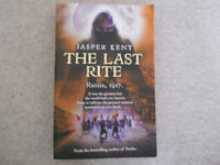 The Last Rite by Jasper Kent
