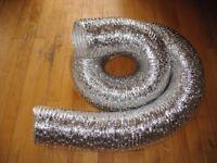 Flexible reinforced ducting