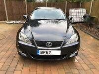 Lexus IS 220d 2.2 TD Sport 4dr + tons of extras