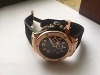 BrandNew Gold Hublot Sweeping automatic movement