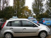 FORD FIESTA 1.25 Style Hatchback 5d 1242cc (silver) 2006
